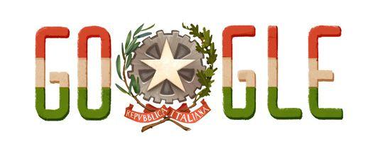 #google #doodle Festa della Repubblica Italiana