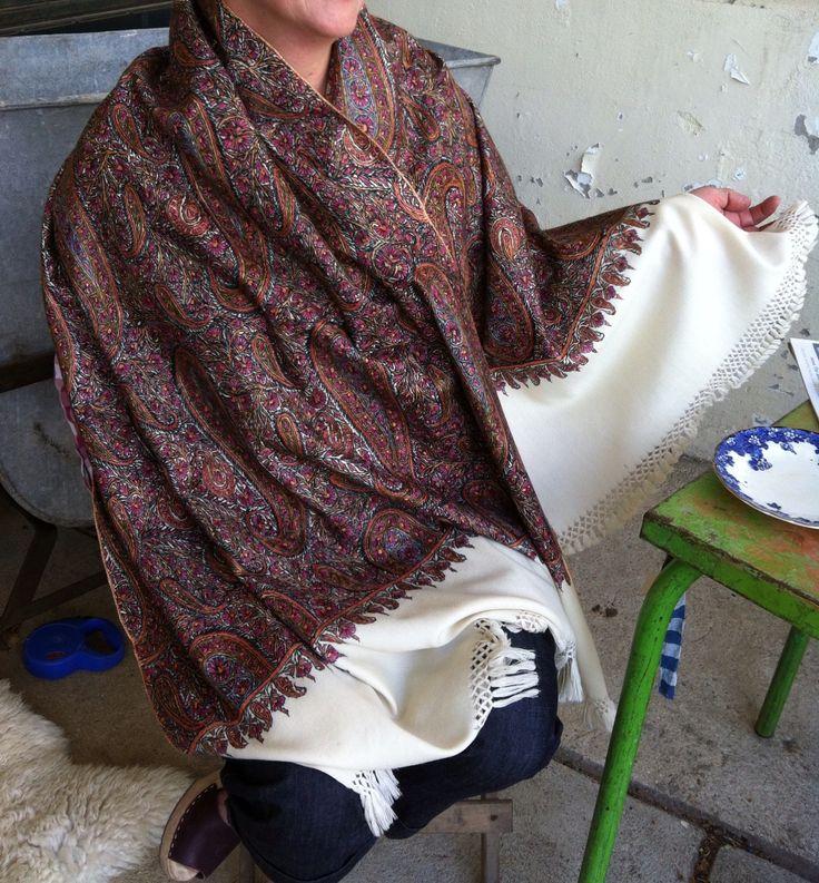 Kashmiri shawl £110