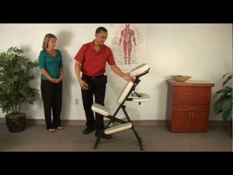 oakworks portal light massage chair video youtube