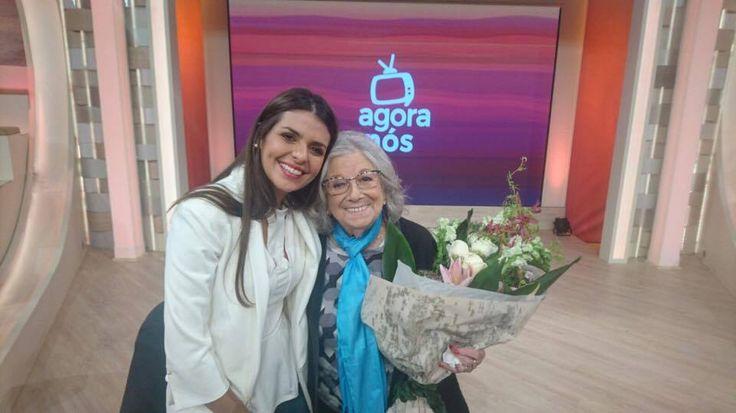 Cuca Roseta e Eunice Muñoz