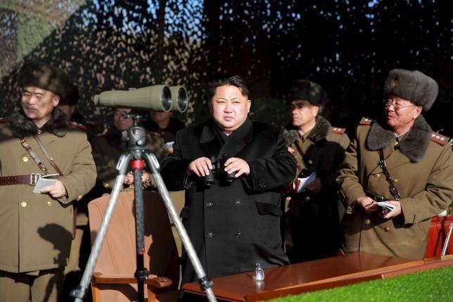 North Korea Tests High-Performance Rocket Engine
