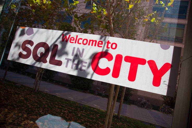 SQL in the City ishappening virtually this year