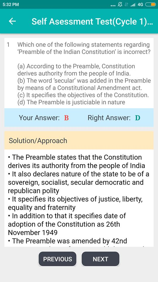 • How important it is to solve previous year question papers for clearing #CivilServicesExam?  There are several sources using which you can solve previous year's papers. One of them is iLearn #IAS app. This android app comes with 31 tests, 13 strategy sessions & video discussions. It includes previous year's question papers which will give you an idea on the areas from where the questions are asked & what type of questions are asked in the UPSC exam. Subscribe the app here. #CSE2018…