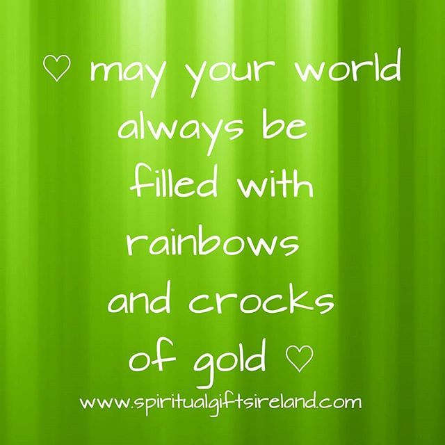 Sending happy vibes to you all Don't forget to check out our new website. It really is a spiritual treasure chest. www.spiritualgiftsireland.com ♡♡♡♡♡♡♡♡♡♡♡♡♡♡♡ #happytuesday #happy #happiness #vibes #goodvibes #healtheworld #spreadthelove #igdaily #2instagood #blessings #godisgood #rainbow #rainbows #gold #ireland #wexford #positivity #positiveenergy #positivevibes #positivemind #positivemindset #loveyourself #lovelife #prayer #contemplation #freeliving #vibratehigher #freespirit...