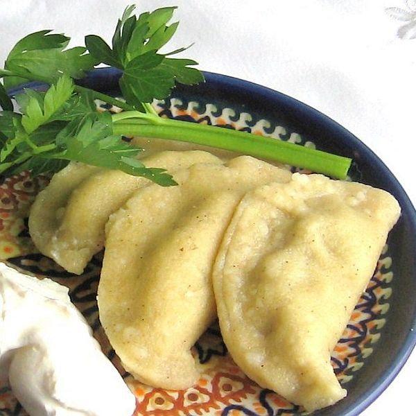 Gluten-Free Pierogi Recipe - Polish Dumpling Made With Gluten-Free Flour