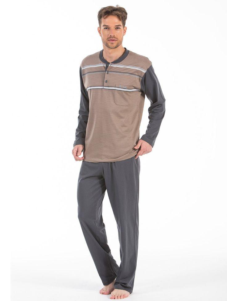 Pierre Cardin 5402 Erkek Pijama Takım | Mark-ha.com  #markhacom #hediye #pierrecardin #erkekmodası #pijama #stylish #fashion #newseason #yenisezon #trend #moda