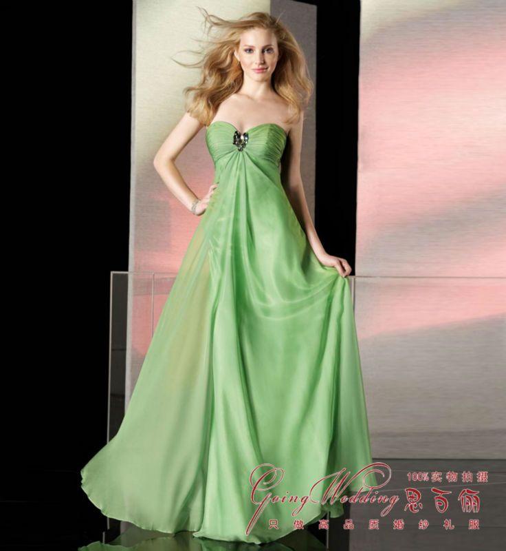 Just b prom dresses green