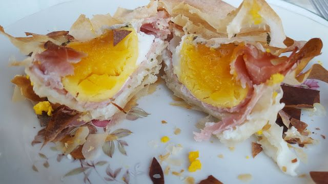 Cucina Spartana: L'uovo a sorpresa