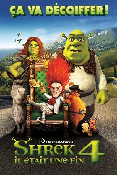 Shrek 4 : Il était une fin (2010) Regarder Shrek 4 : Il était une fin (2010) en ligne VF et VOSTFR. Synopsis: Après avoir vaincu un méchant dragon, sauvé une belle princesse et le...