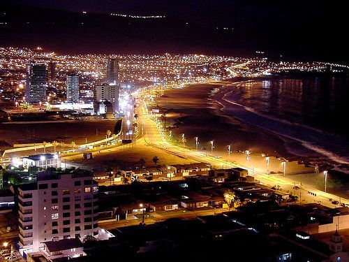 Iquique - north of Chile