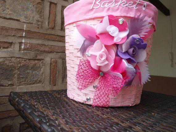 BIG SALE  MultiFunctional Basket   Decorated With by SecretOfHands, $35.00