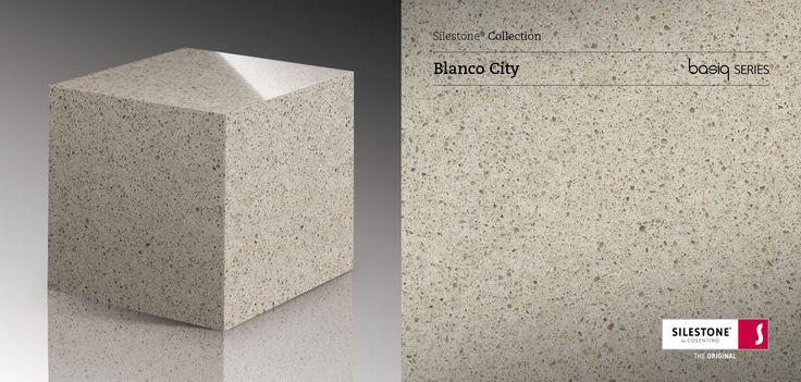 Silestone Blanco City