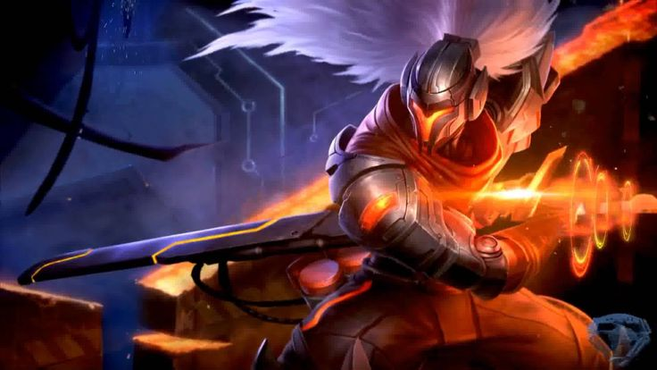 Project Yasuo (animated by DeepSpeeD187) Live Wallpaper