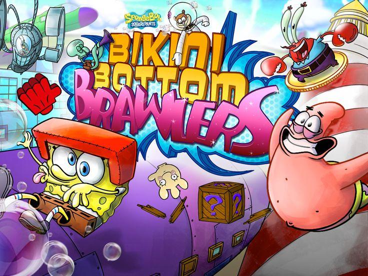 Nickelodeon Games: SpongeBob SquarePants - Play Free