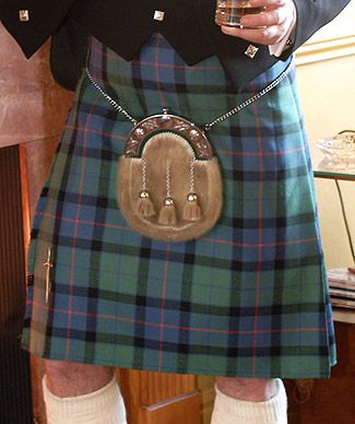 Flower of Scotland Kilt- Regional, District & Special Traditional Tartans