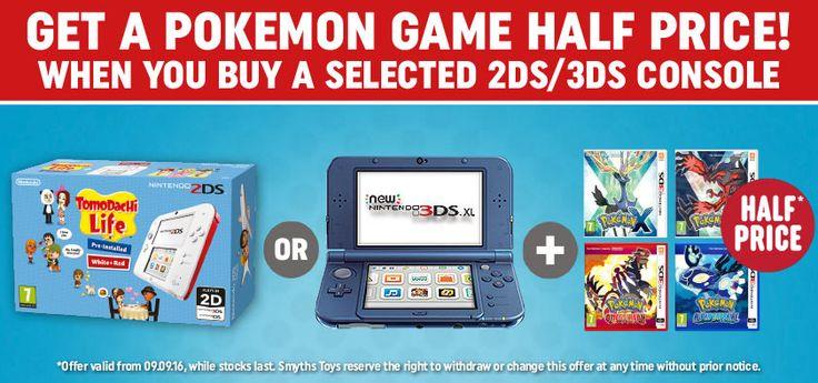 Nintendo 3DS   Nintendo 2DS   Nintendo DS   Smyths Toys UK