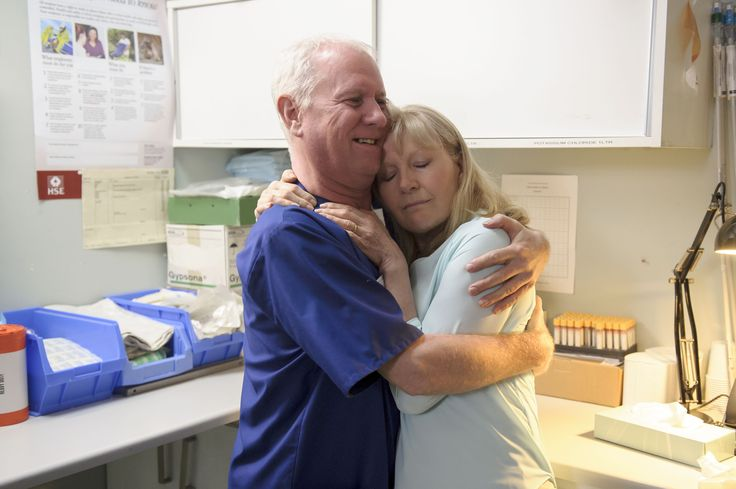 """Casualty: Charlie and Duffy kiss! """"It's what the audience has wanted for years"""" says Cathy Shipton"""