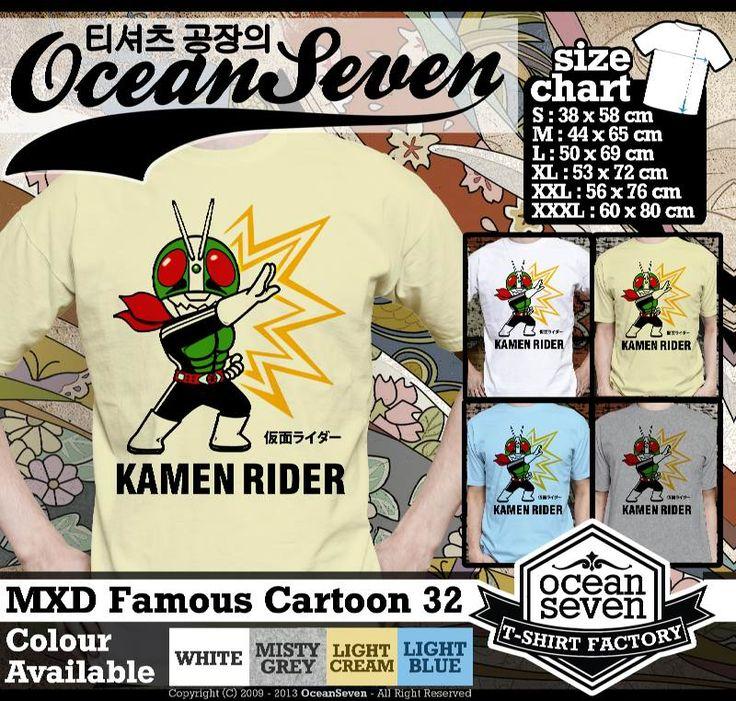 Kaos kartun Domo  Kamen rider dan ultraman 1