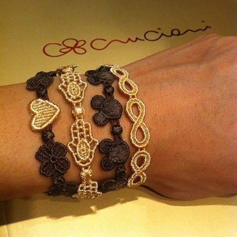 #cruciani #armbänder
