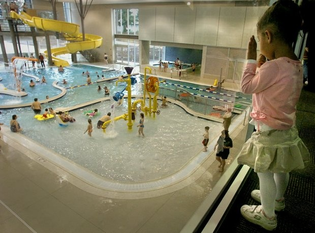 97 Best Images About Aquatic Center Examples On Pinterest