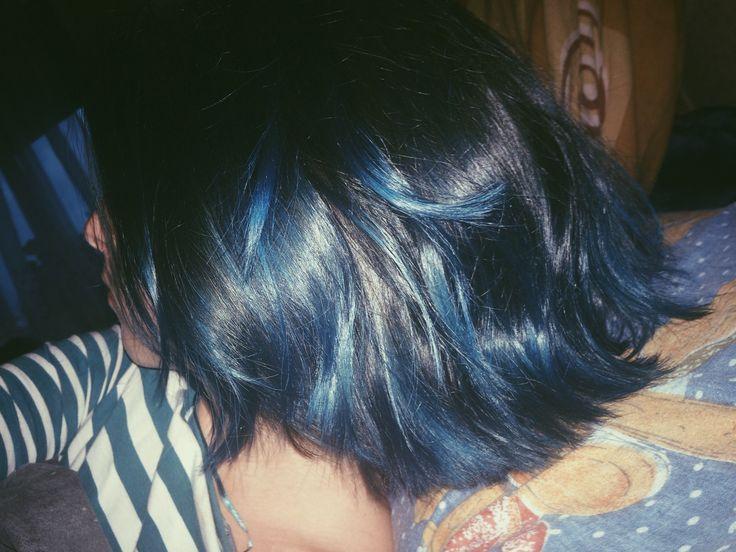 L Oreal Colorista Denim Hair Denim Hair Hair Long Hair Styles