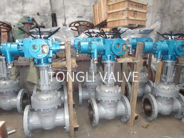 Electric gate valves produced by Hebei Tongli Automatic Control Valve Manufacturing Co., Ltd Welcome to our website: http://www.jktlvalve.com