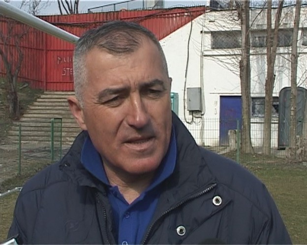 Jucătorii nu și-au mai primit salariile din luna decembrie, iar antrenoul Petre Grigoraș e pe picior de plecare.