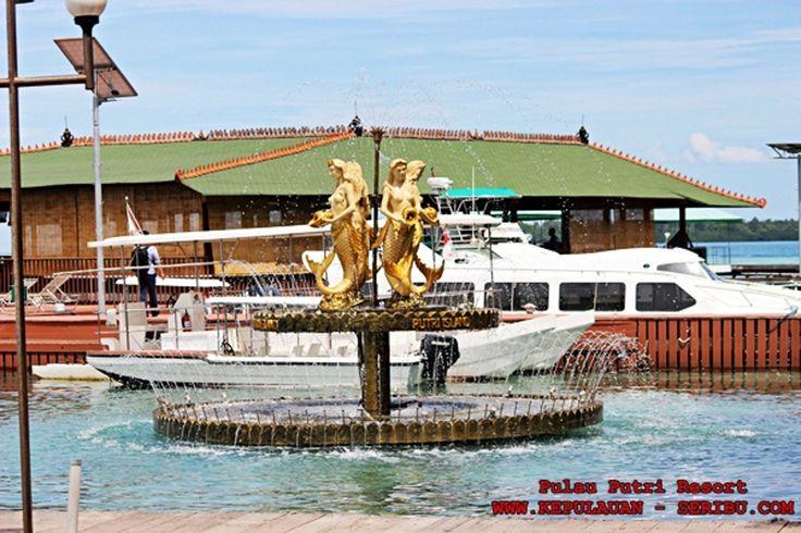 Pulau Putri Wisata Pulau Seribu