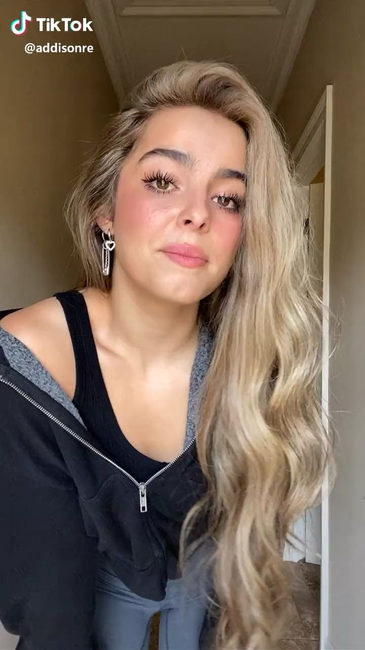Tik Tok Viral Funny And Cute Video Tik Tok The Most Beautiful Girl Addison