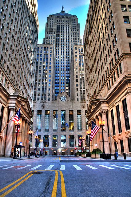 chicago board of trade | Chicago Board of Trade | Flickr - Photo Sharing!