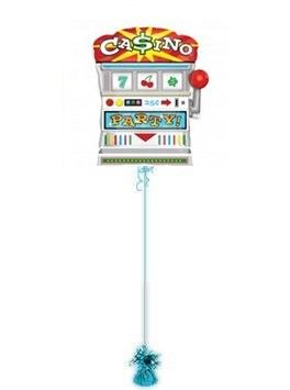 """""""Slot Machine"""" Next day balloon delivery UK."""