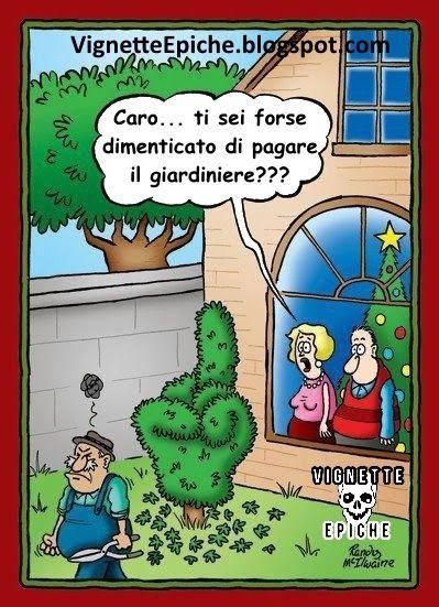 Vignette Epiche: Giardiniere vendicativo