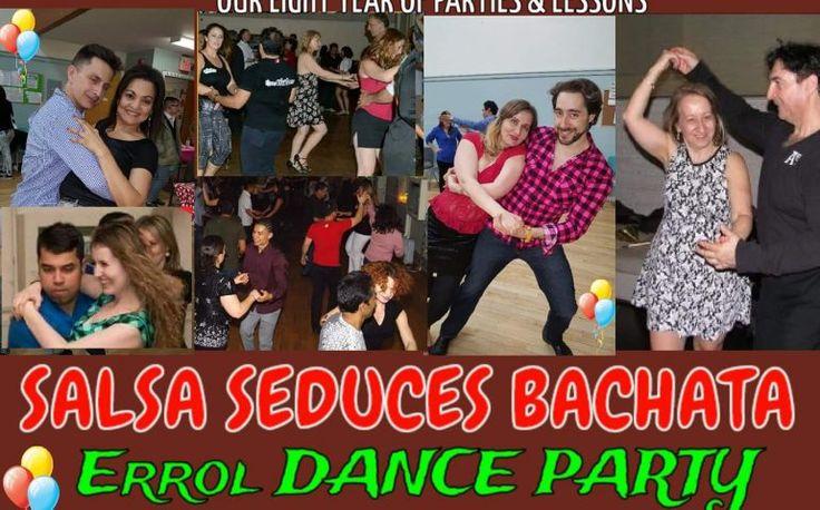 SALSA BACHATA DANCE PARTY by ERROL   TorontoDance.com