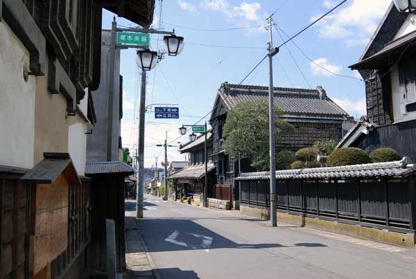 桜川市真壁(茨城)