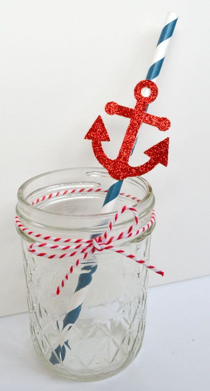 Hey, I found this really awesome Etsy listing at https://www.etsy.com/listing/217140043/24-ahoy-party-straws