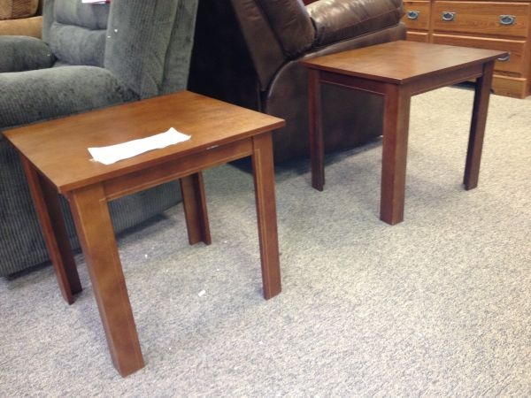 Amazing End Tables $29 Each Living Room (FLOOR SAMPLE) For A Full Listing Of Weiss  Furnitureu0027s Clearance Items SEARCH : WEISS FURNITURE Or 724 537 5541 To  Purchase ...