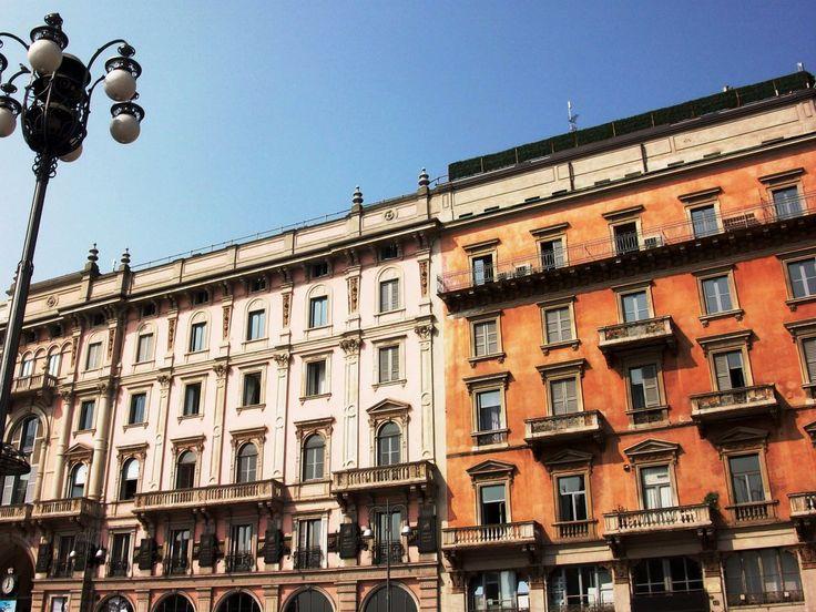 Milano, Via Manzoni
