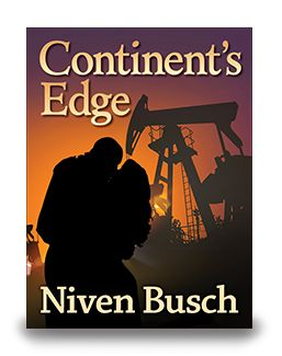 A tightly knit California ranching family become gaga rich when oil is discovered. A mega tale about ranching, the oil business, show business and tawdry sex. Now in eBook $7.99 http://www.enetpress.com/books/Continents_Edge.html
