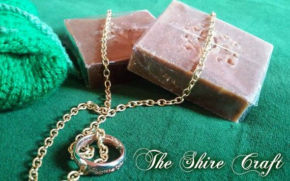 Lembas Soap  Natural Handcrafted Soap by TheShireCraft on Etsy