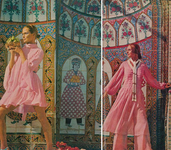 iran women 70s - 9