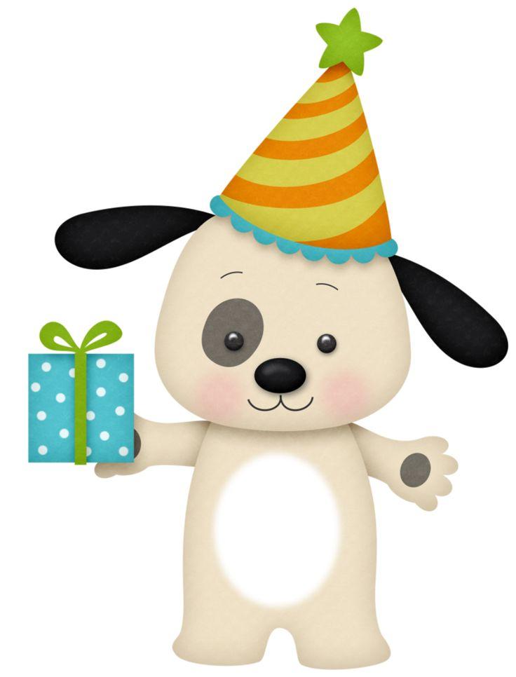 clipart dog birthday - photo #10