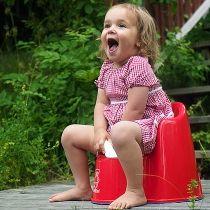 Potty Chair benefits