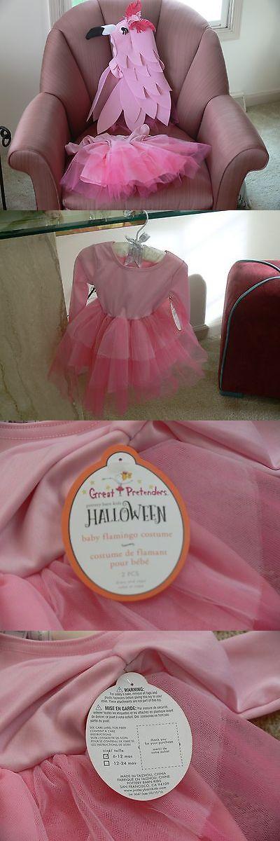 Kids Costumes: Nwt Pottery Barn Kids Baby Flamingo Halloween Costume ...