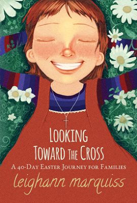 Looking Toward the Cross | a Lent Devotional Review | the Accidental Nomad Life blog