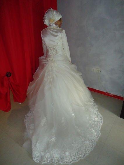 Robe de marié neuve avec hijeb et boléro à Saint-Étienne  Robes ...
