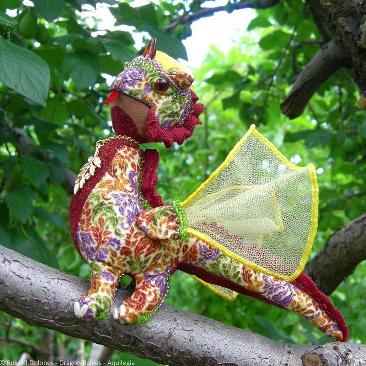 Aquilegia Baby Dragon (4) by russelldjones on DeviantArt