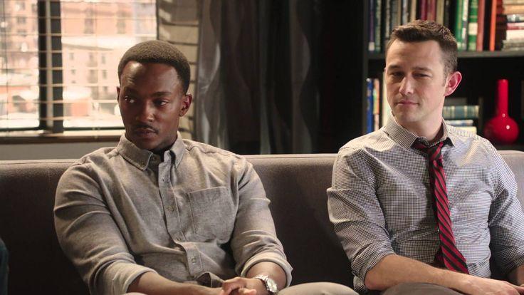Nathan Fielder interviews Seth Rogen, Joseph Gordon-Levitt and Anthony Mackie