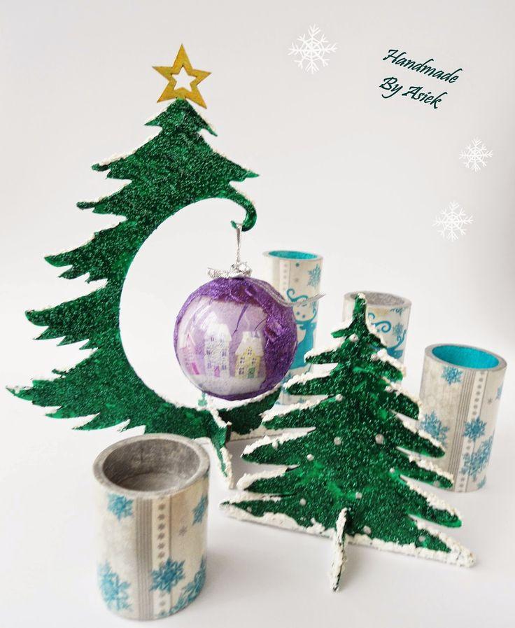 Handmade By Asiek: Czujemy już magię Świąt?