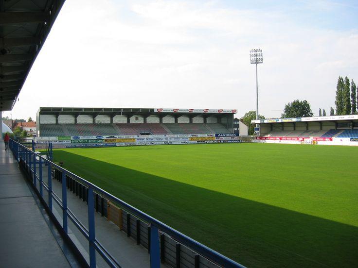 Florent Beeckmanstadion - FCV Dender EH Terjoden-Welle - Eendracht Aalst FCV Dender EH - Eendracht Aalst
