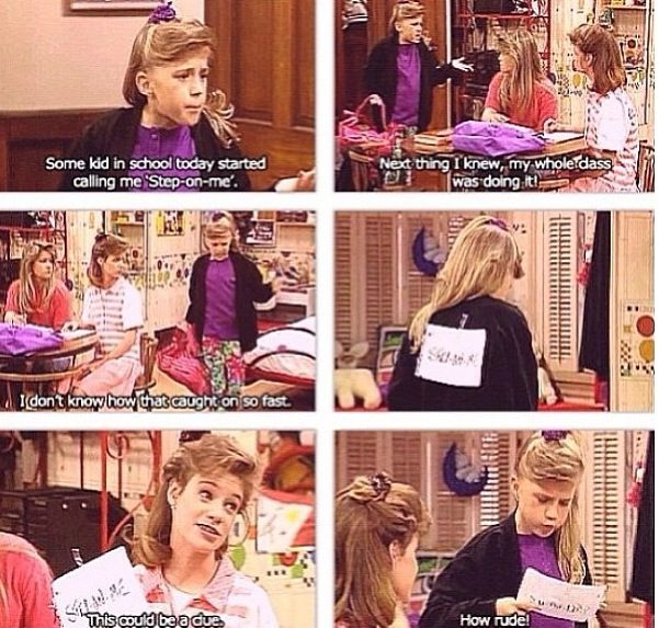 Full House Quotes 57 Best Full House Images On Pinterest  Full House Funny Full .